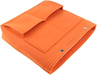 Baosity Foldable Felt Handbag Organizer Storage Pouch Travel Bags Insert Liner Purse