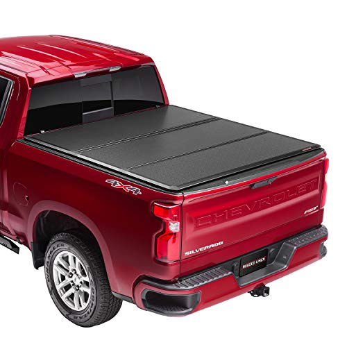 Rugged Liner HC3 Premium Hard Folding Truck Bed Tonneau Cover