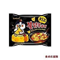 ブルダック炒め麺チーズ 140g ×32袋 食卓応援隊 [並行輸入品]