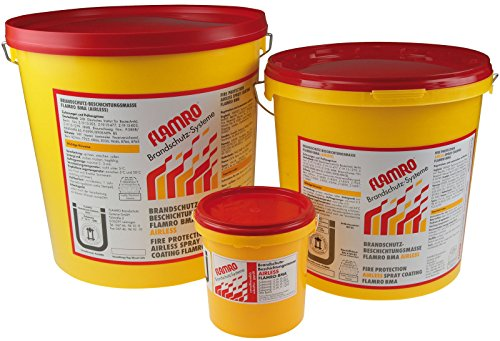 BIO Brandschutz BMA Airless 20010 1,0kg Beschichtungsmasse Brandschutzbeschichtung/-Bandage/-Schaum/-dichtstoff 4250586100601