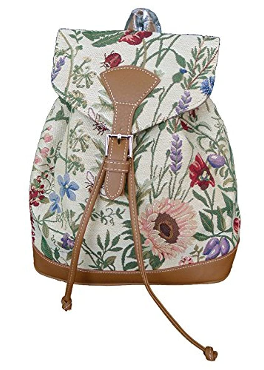 Signare 25481-Morning Morning Garden Tapestry Backpack,