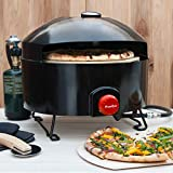 Pizzacraft PC6500 PizzaQue Portable Outdoor Pizza Oven