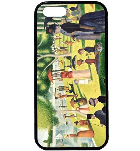 BKstuff Collezione Opere d'Arte Cover Quadri Famosi (iPhone 5, 5, Girasoli, Vincent Van Gogh)