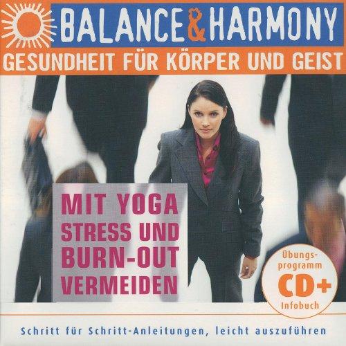 Gesundheit für körper und geist: Mit yoga stress und burn-out vermeiden