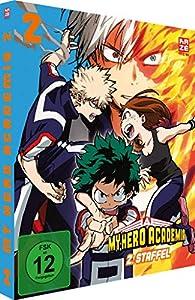 ダウンロードMy Hero Academia - 2. Staffel - Blu-ray 2: Deutsch Book ePub Kenji Nagasaki B07N3XXWJP