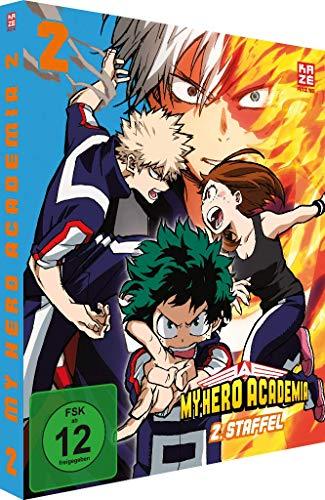 Preisvergleich Produktbild My Hero Academia - Staffel 2 - Vol.2 - [Blu-ray]