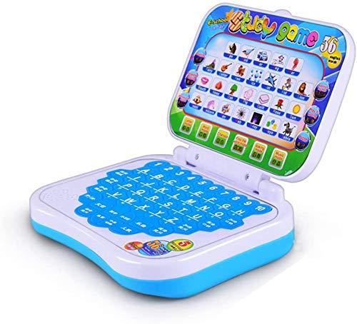 Niños Bebés Preescolar Educativo Estudio Juguete Portátil Juego de Ordenador