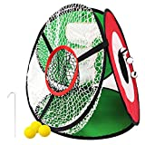 Yuhtech Filet de golf pour entraînement de golf avec balle