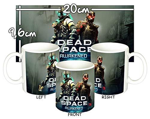 MasTazas Dead Space 3 Awakened Tasse Mug