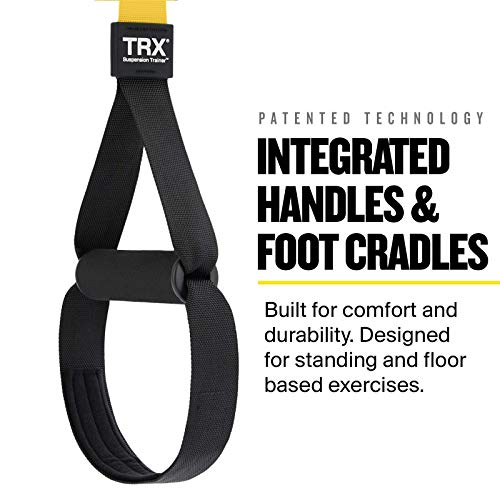 TRX All-in-One Body Suspension Trainer, Suspension Anchor, Door Anchor, TRX Training Club App