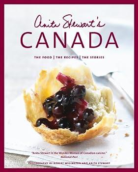 Anita Stewart's Canada 1554687071 Book Cover