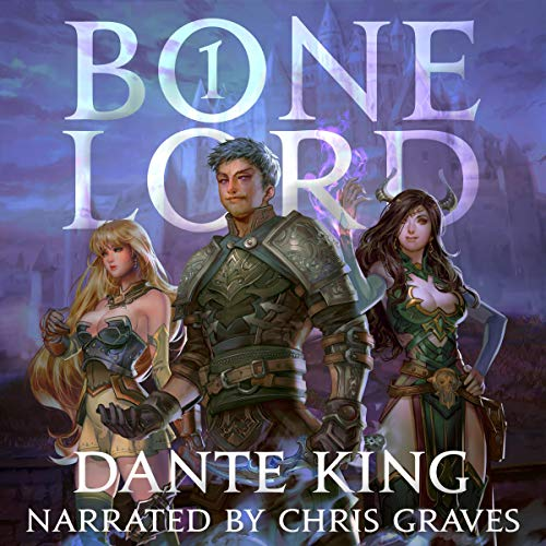 Bone Lord  By  cover art