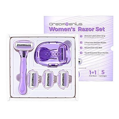 DreamGenius Razors for Women