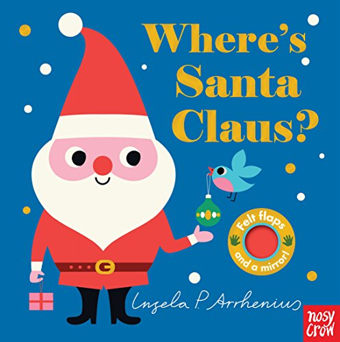 Where's Santa Claus? (Where's The)