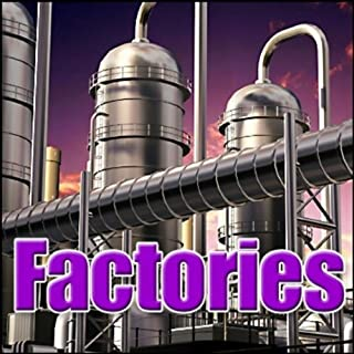 Industry, Ambience - Factory Ambience: Hydraulic Pump Working, Background Roar Industries & Factories, Greatest Sound Effects