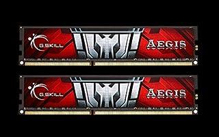 G.Skill DDR3-1600 AEGISシリーズ 低電圧1.35V 16GBセット (8GB×2) F3-1600C11D-16GISL