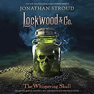 The Whispering Skull audiobook cover art