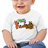 Scooby-Doo and Scrappy-Doo Comfortable Cotton Baby T-Shirt 18 Months White