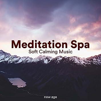 Meditation Spa - Soft Calming Music