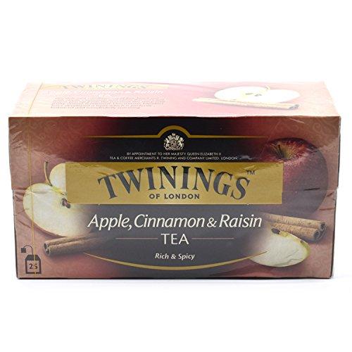 Twinings Apple, Cinnamon & Raisin Tea, 50 g