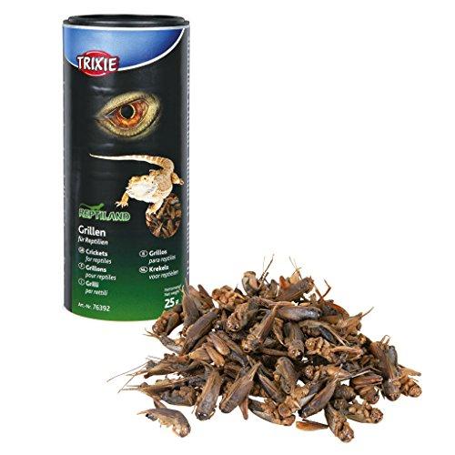 Trixie 76392 Grillen, getrocknet, 250 ml/25 g