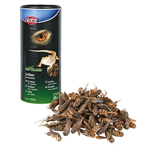 Grillos deshidratados, 250 ml/25 g