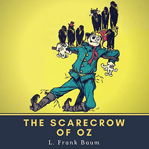The Scarecrow of Oz cover art
