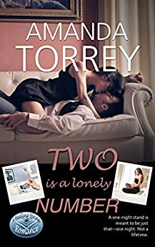Two Is a Lonely Number (Healing Springs Book 3) by [Amanda Torrey]