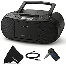 Sony Boombox with AM/FM Radio