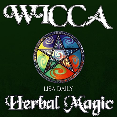 Wicca Herbal Magic audiobook cover art