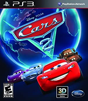 Cars 2  The Video Game - Playstation 3