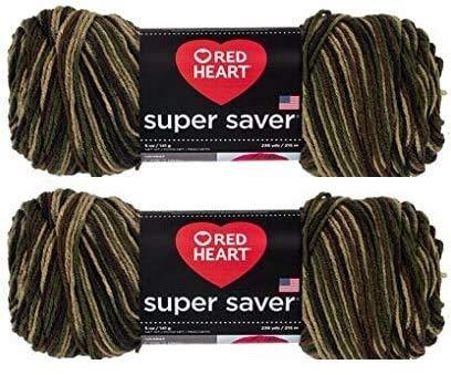 Bulk Buy: corazón rojo Super Saver (2-Pack)