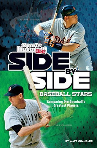 Side-by-Side Baseball Stars: Comparing Pro Baseball's Greatest Players (Side-by-Side Sports)