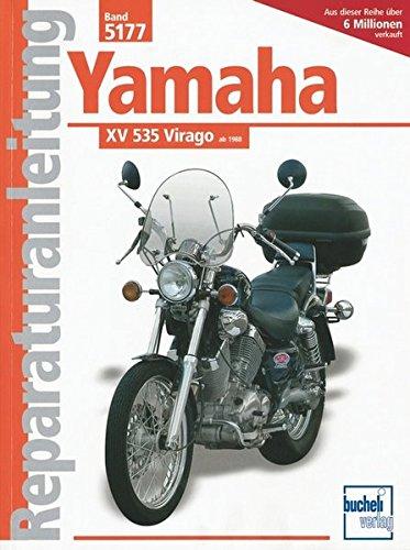 yamaha xv 535 virago technische daten