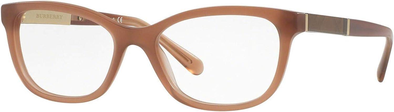 Burberry BE2232 Eyeglasses 5317140 Matte Gradient Brown 3606 BE 2232