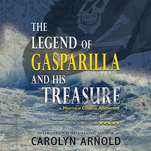 The Legend of Gasparilla and His Treasure cover art
