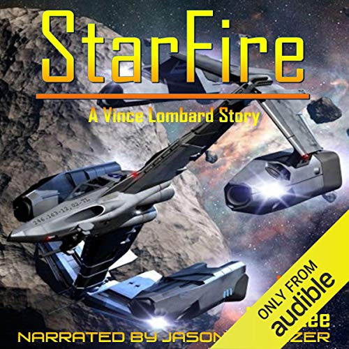 StarFire audiobook cover art