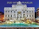 2020 World Traveler Calendar