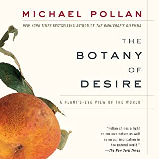 The Botany of Desire audiobook cover art