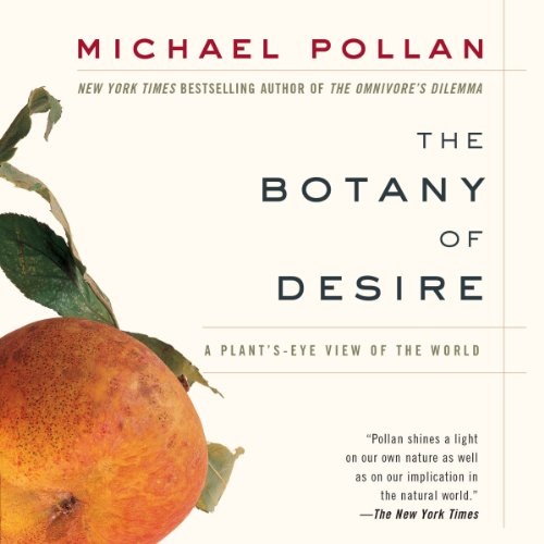 Page de couverture de The Botany of Desire