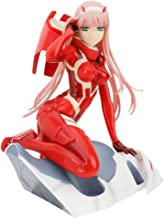 Bowinr Darling in The FranXX: Zero Two Action Figure, Premium Collectible Code: 002 PVC Figure for Home Decor