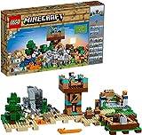 LEGO Minecraft - La boîte de construction 2.0 - 21135 - Jeu de Construction