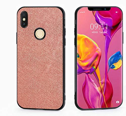 Kepuch Taiga Case Capas TPU PU-Couro para Xiaomi Redmi S2/Y2 - Ouro