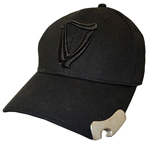 Guinness Official Merchandise Carraig Donn Damen Irish Multi-verkabelt Raglan Super Soft Merino Wollpullover, Einheitsgröße, Schwarz