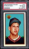Charles Nagy Rookie Card 1989 Bowman Tiffany #73 PSA 8 oc. rookie card picture