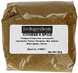 JustIngredients Essential CincoEspecias Chinas - 5 Paquetes de 100 gr - Total: 500 gr
