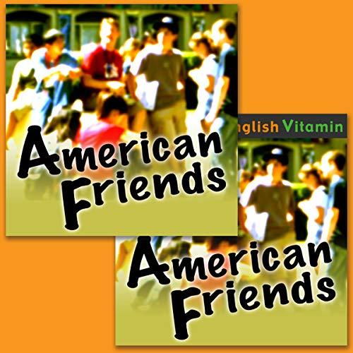 "『""American Friends"" (2本セット)』のカバーアート"
