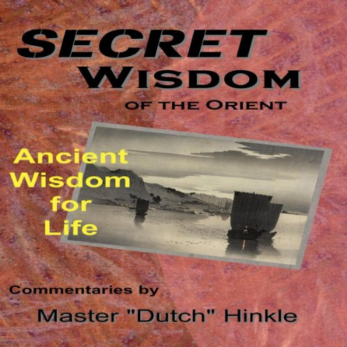 Secret Wisdom of the Orient audiobook cover art