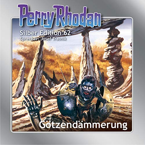 Götzendämmerung audiobook cover art