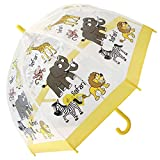 Bugzz – Parapluie en PVC transparent - - dinosaure,